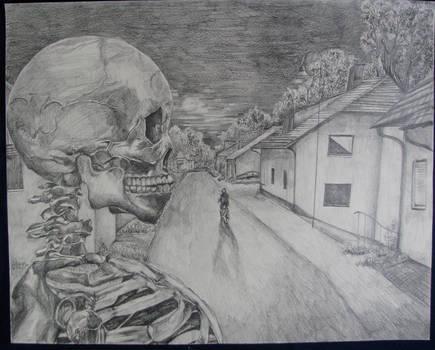 Risd Bike Drawing By Samanthaward1978 On Deviantart