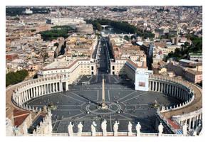 Vatican by justdreamer