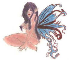 Rukia Fairy by Mistress-0f-Dragons