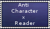Anti Character x Reader by Mistress-0f-Dragons