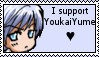 I Support YoukaiYume by Mistress-0f-Dragons