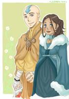 The Avatar's Love by GiselleRocks
