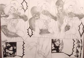 Cloroformo: Lita Kino (Sailor Moon) / Boceto 3. by Dxmian