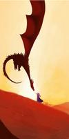 Targaryen Fire by Kaminarai