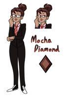 Mocha Diamond by Mannievelous