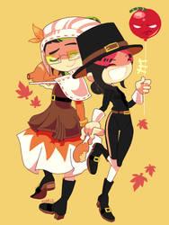 Thanksgiving Spiritz by Mannievelous