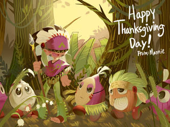 Thanksgiving Day by Mannievelous