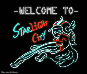Welcome To Starlight City by Mannievelous