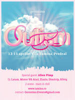 Outism flyer by muschetarul