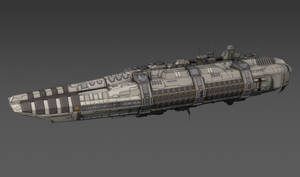Battlecruiser by PowerPointRanger