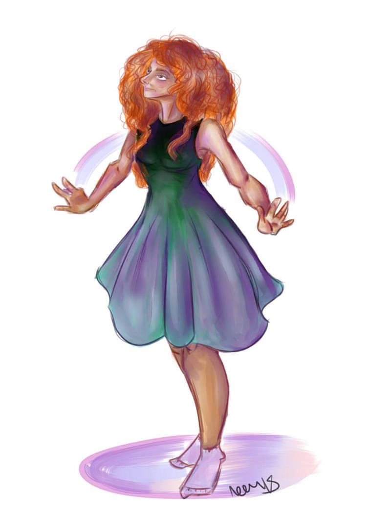 Olivia by lavenderis
