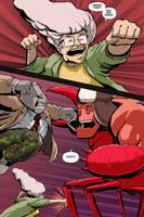 HamsterRage webcomic 50 by HamsterRage
