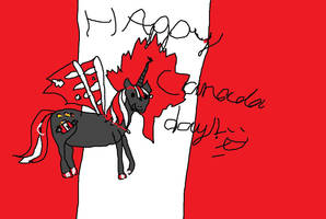 Happy Canada Day! by mootoss
