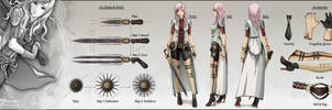 LR: FFXIII Contest Entry by NicoleCover