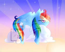 Rainbow Dash by SquishySquidySquid