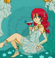 Mini Goddess by Mimayu
