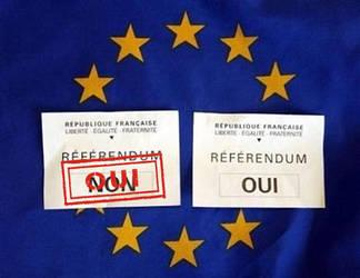 bulletins referendum 2005 by QuintusdeVivraie