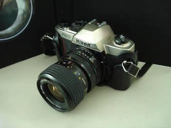 Nikon fm10 01 by Beloky-stock