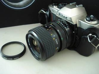 Nikon fm10 02 by Beloky-stock