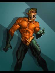 Aquaman by elmst000