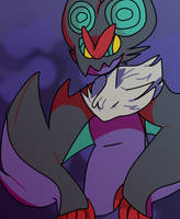 Noivern by SpecterBiscuits