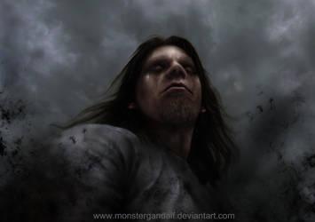 Monstergandalf by monstergandalf