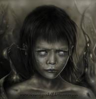 Child of the underworld by monstergandalf
