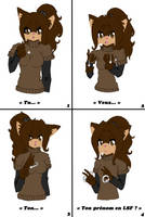 .: Little Comic in L.S.F :. by Shady-Fuyuzora