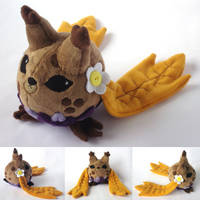 Custom Plush Commission for Katt2015 by Pwyllo