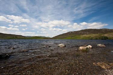 Loch Tarff, Scotland by Tuinhek