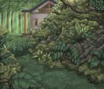 Background Jungle 2 by FranjoGutierrez