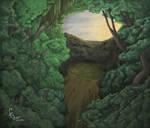 Background Jungle 3 by FranjoGutierrez