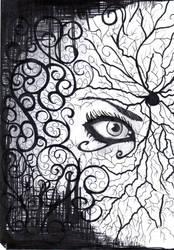 Surreal mind by shinigami-el