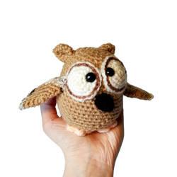 Amigurumi Owl by CoondyCreations