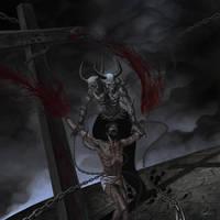 La Deposizione di Cristo by goatart