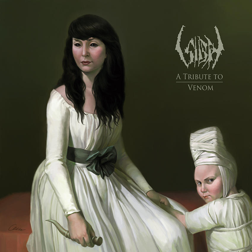 Sigh EP Cover by goatart