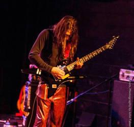 Shreddwnn .  live at Off Center Stage by PyroAnubis