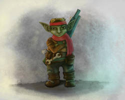 Gnome Engineer - Finished by miss-alchemist