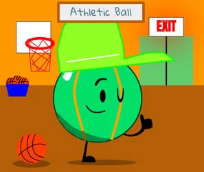 Athletic Ball by TheNewBGGAMING