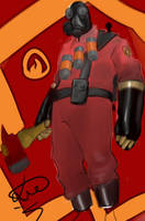 Meet my Pyro by fakescs