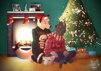 CM: Xmas gift! by fakescs