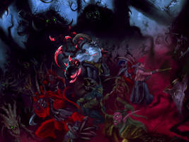 Fog of the Nightmare Lord by Bewmkin