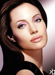 Angelina by VectorJones
