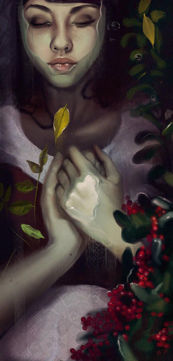 in too deep by Opheii