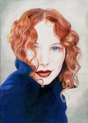 Tori Amos by Pevansy
