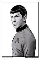 Mr. Spock by DeeplyDapper