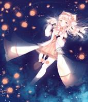 Rest into the Night Sky by Luminosity-Shade