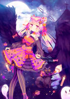 Halloween 2018 by Luminosity-Shade