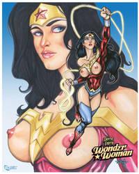 Erotic Earth Wonder Woman -Winner 2008 by TCatt