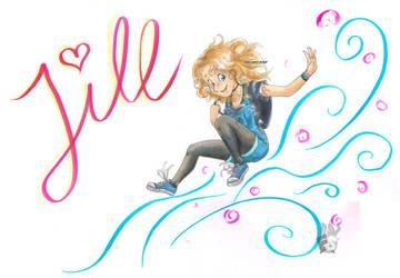 Jill by Flamy-Star